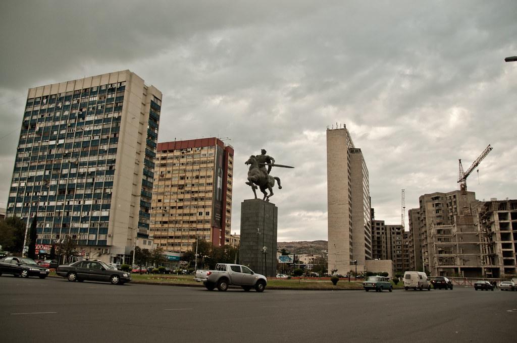 Saakadze Square