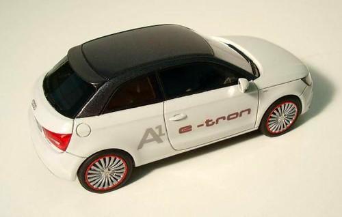 Audi A1 looksmart