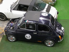 Abarth 595 Replica (Transaxle (alias Toprope)) Tags: auto bird classic cars beautiful beauty car vintage nikon classiccar vintagecar power view fiat antique voiture leipzig historic coche soul carros carro oldtimer bella autos macchina classiccars coches voitures toprope cinquecento vecchio abarth macchine 595  autostoriche aladinscave kraftfahrzeuge kleinkraftwagen