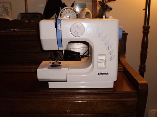 my look sew sewing machine