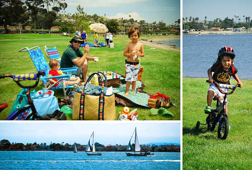 Picnic at Mission Bay