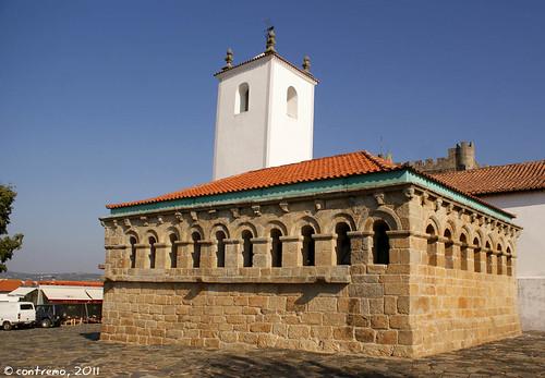 Domus Municipalis, Bragança (Trás-os-Montes, Portugal)