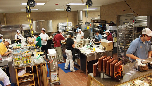 Kitchen at Wegmans Northborough MA by stevegarfield