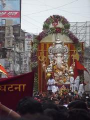 Picture 101 (abhishek282) Tags: jay ganesh pune bappa ganpati ganeshotsav moraya
