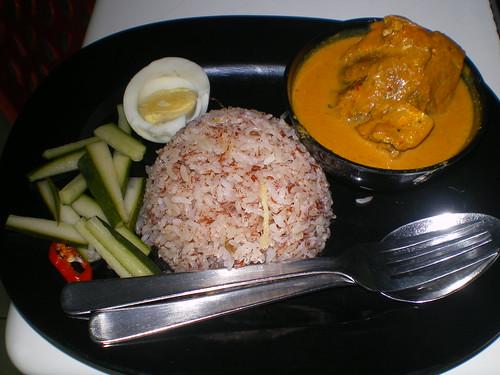 Nasi Dagang Ikan