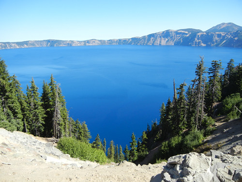 Crater Lake, Oregon _ 6574