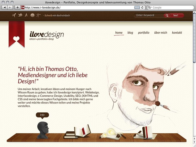View i​-lovedesign​.de →
