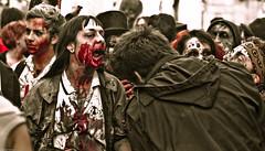 IMG_3518 (Meian') Tags: paris walking dead death blood zombie walk mort makeup gore rotten sang maquillage pourri meian 2011 putrefi putrify
