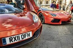 top gear a lecce (paride de carlo) Tags: cars speed top gear mclaren bbc piazza duomo discovery lamborghini channel lecce 2011