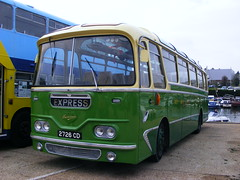 Southdown Motor Services (PD3.) Tags: uk autumn england bus buses museum vintage october day harbour britain cd rally sunday great running hampshire quay southern leopard newport vectis cavalier motor 16 preserved 16th ltd isle th services wight leyland psv pcv iow harrington godshill hants 2011 southdown 1726 2726 2726cd