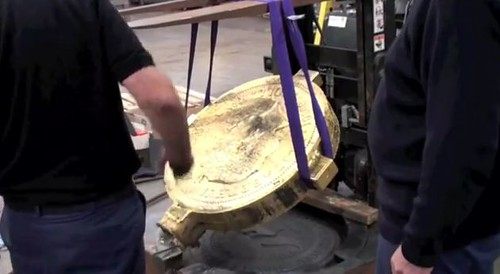 Making Largest Gold Coin