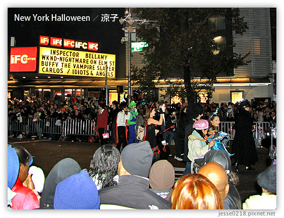 New York Halloween 4