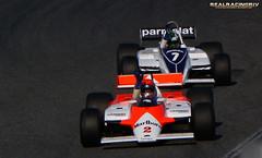 Classic F1 P1 & P2 - Jarama Vintage Festival