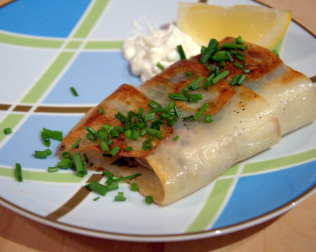 Potato-Wrapped Salmon Fillet 2