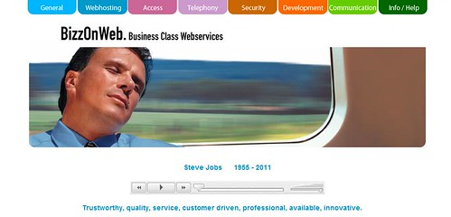 BizzOnWeb Business Class Webservices by totemtoeren