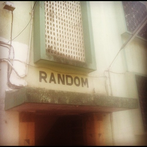 "The building we visited named ""Miriam"" was next to the building named ""Random"" by plemeljr"