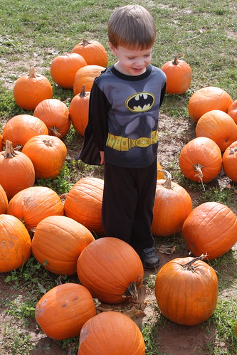 Batman Halloween 2011