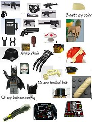wants (SiriusInBlack) Tags: ice mushroom bread belt dino lego mask sale attack cream gas clip u canteen ba beret trade bf monopod cantine brickarms uclip brrickforge