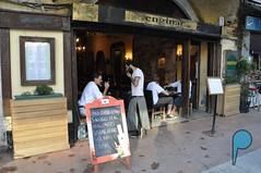 Istanbul-Galata-Enginer-Cafe-Bar-Restaurant-entrance (2) (istanbulPlaces) Tags: food bar restaurant cafe istanbul taksim galata beyolu enginar istanbulplaces