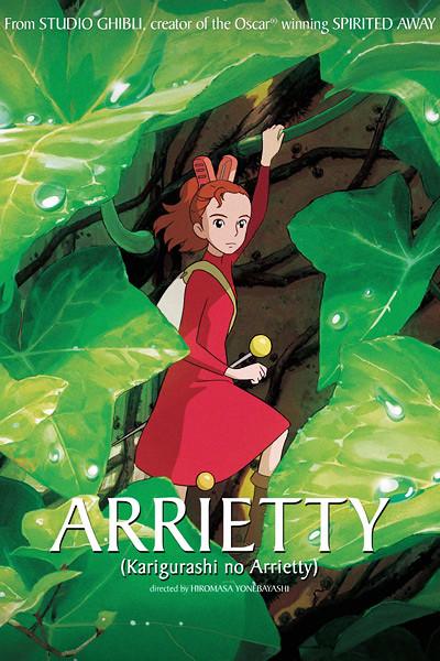 [ANIME] Ариэтти из страны лилипутов / Kari-gurashi no Arietti (Хиромасе Йонебаяши / Hiromasa Yonebayashi) [2010, аниме, мультфильм, приключения, BDRip, HD + SD]