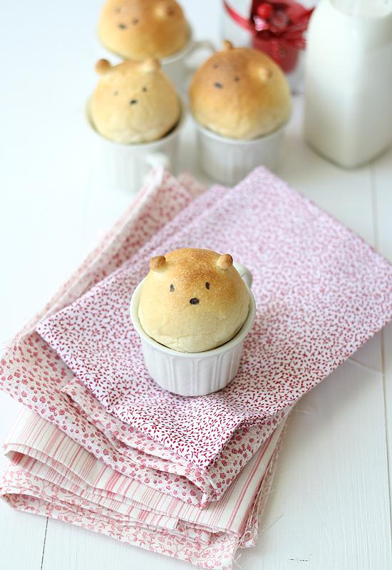 Ositos de pan