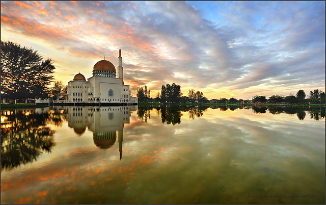 As-Salam Mosque | My First post here