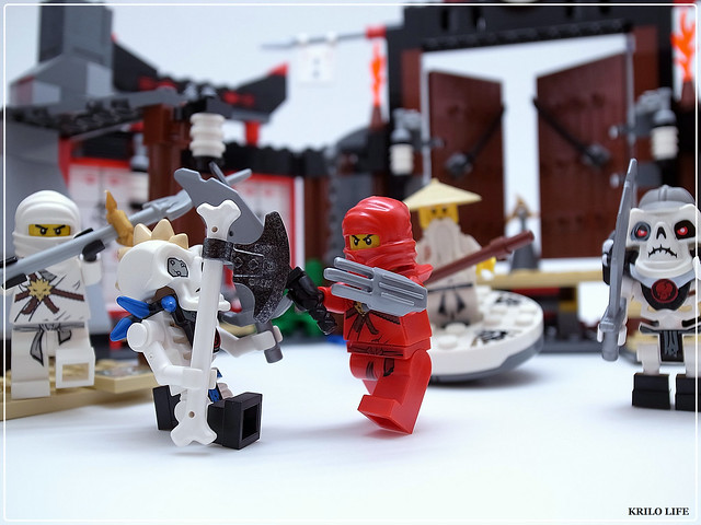 LEGO Ninjago 2504