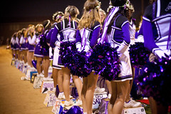 Go, Fight, Win! (Christian @ Eskimo Kiss Photography) Tags: game football homecoming cheer pompoms mydaytoday chearleader