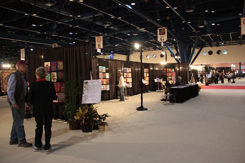 Twelve by Twelve Special Exhibit at IQF Houston