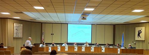 Oklahoma City Public Schools Board Meeting
