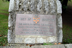 Photo of Bronze plaque № 8525