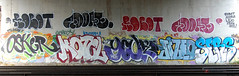 DSC_0680 v3 (collations) Tags: toronto ontario graffiti robot panoramas motel tags stitches tagging adore serius osker graffitiwalls sizeo