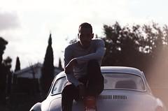 037_37 (lola smalls) Tags: california film 35mm vintage volkswagen minolta kodak 100 tungsten portra eastpaloalto minoltasrt101 expiredfilm lolasmalls