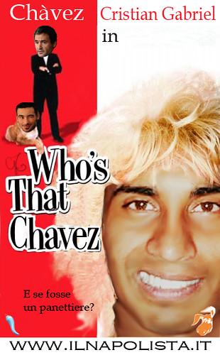 Chi è quel Chavez?
