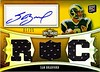 2010 Topps Triple Threads SAM BRADFORD 1/25