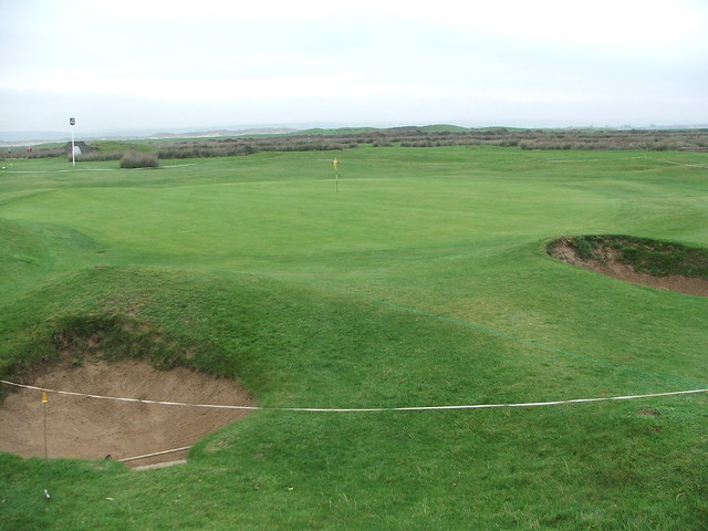 RND 4th green