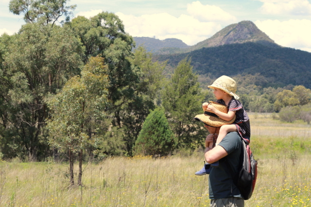 Warrumbungle National Park bushwalking