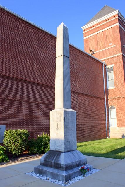 Warren County Civil War Memorial