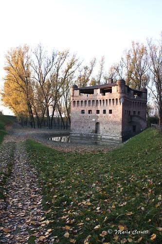Autunno alla Rocca by twistermery