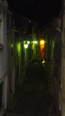 night view of the street 2nd Floor