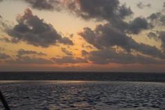Day 4 & 5 with Chicago's 101.9 The MIX (WTMX) (MrThallid) Tags: ocean sun beach clouds sunrise mexico pier champagne footprints chips bikini cancun rivieramaya 1019 themix ericandkathy wtmx dreamsrivieracancun chipsdipandamexicotriptres dipandamexicotrip treswithericandkathyfrom1019themixmixicans