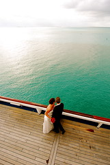 Eternity (cappyanne) Tags: ocean cruise wedding love photography honeymoon ship marriage justmarried weddingphotography capturedimages