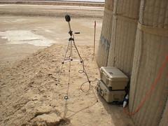 Noise and Vibration Monitoring, Iraq