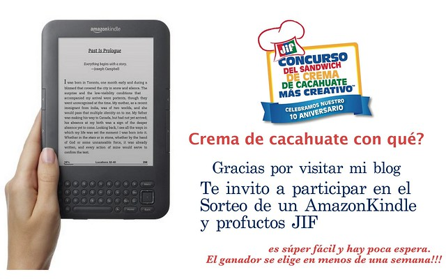 Sorteo Kindle
