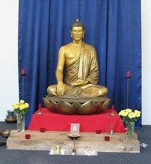 Ipswich Buddha shrine