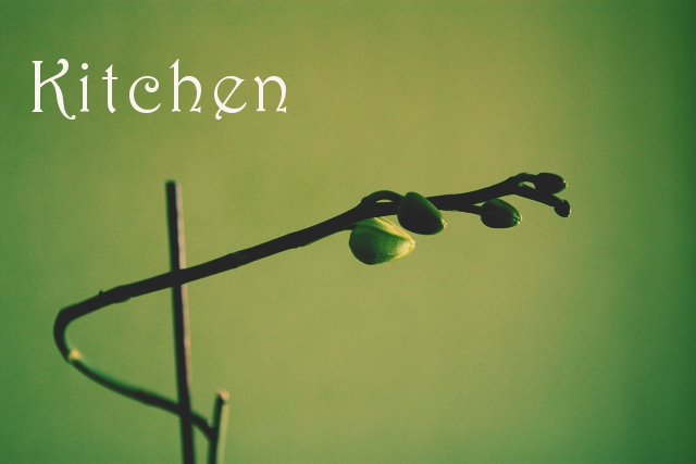 kitchen green