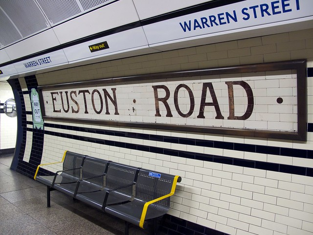 Former Euston Road Station