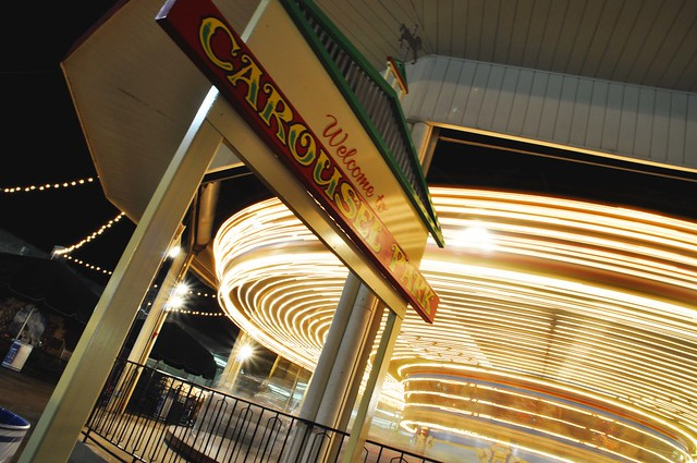 welcome to carousel park