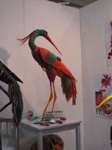 Ally Pally Knitted birds