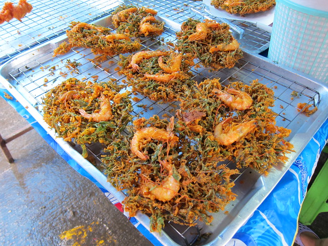 Fried Prawn Cakes